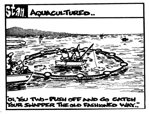 Aquacultured