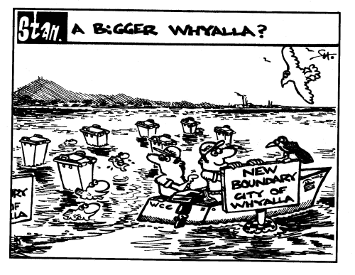 A bigger Whyalla?
