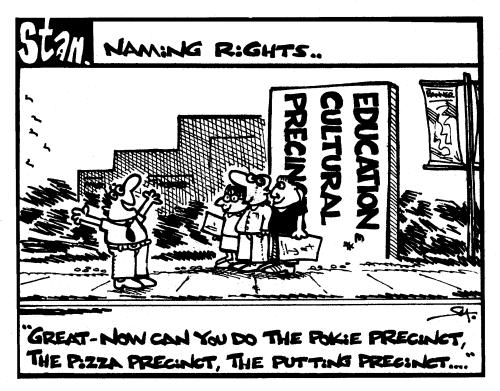 Naming rights