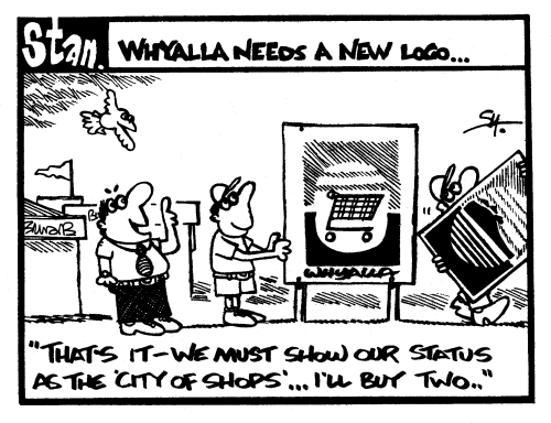 Whyalla needs a new logo