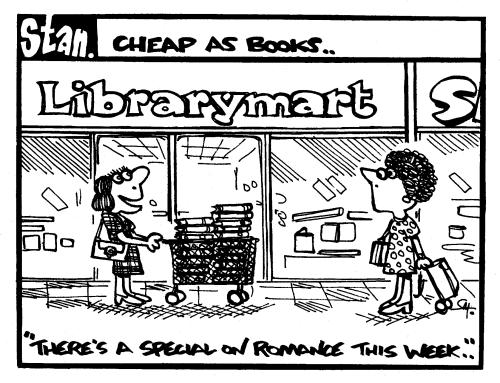 Cheap as books