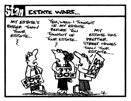 Estate wars