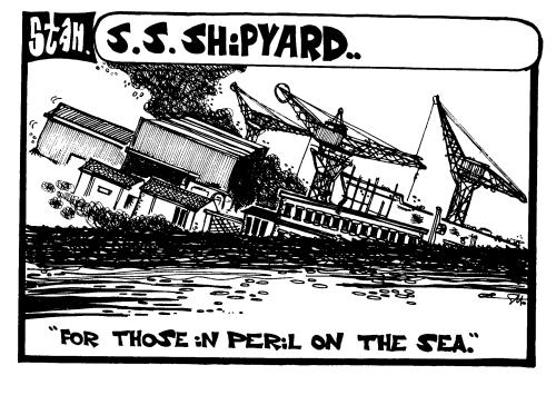 SS Shipyard