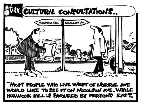 Cultural consultations