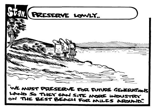 Preserve Lowly