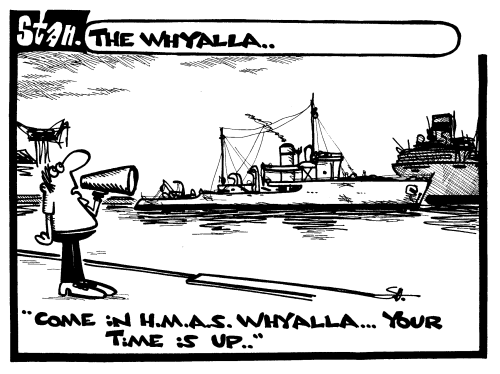 The Whyalla ...