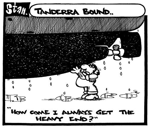 Tanderra Bound