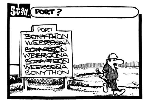 Port ?